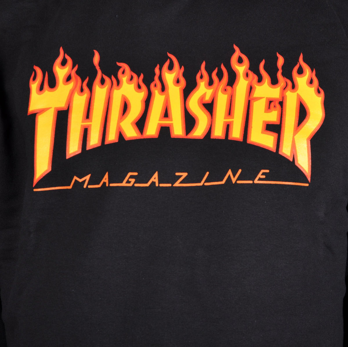 Thrasher logo black - photo#25