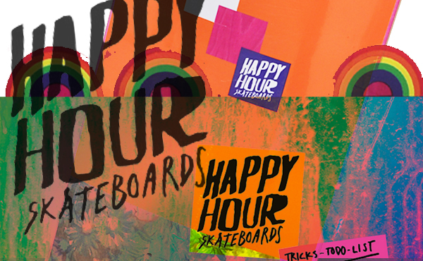 Happyhour Skateboards