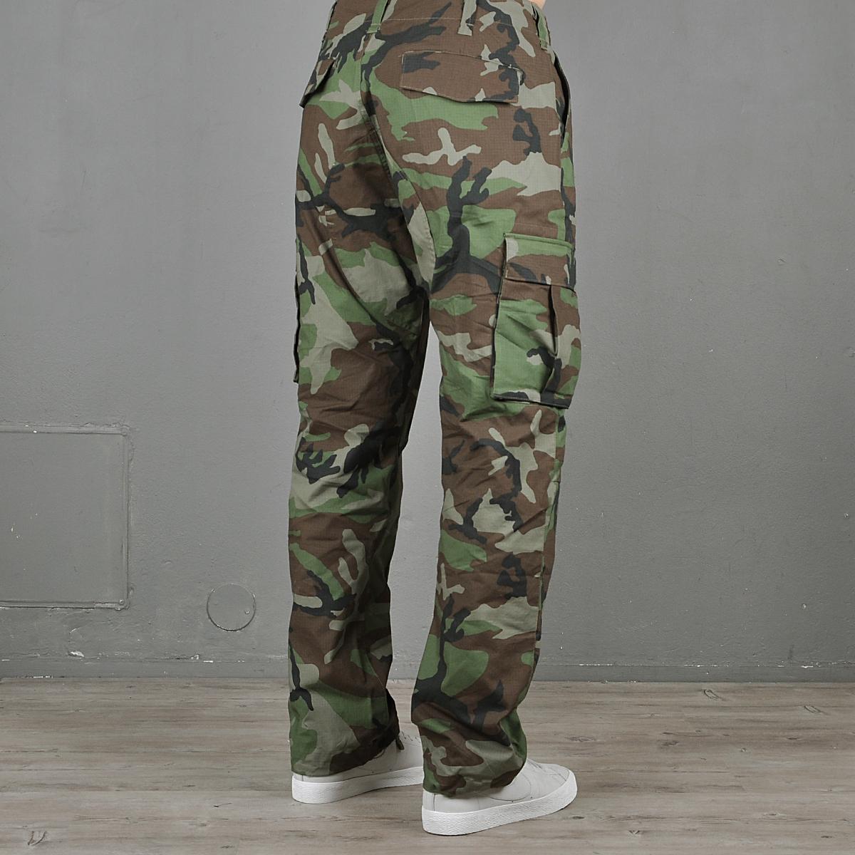 bf849b5a0d Nike SB Flex FTM Cargo pant, woodland camo | Beyond