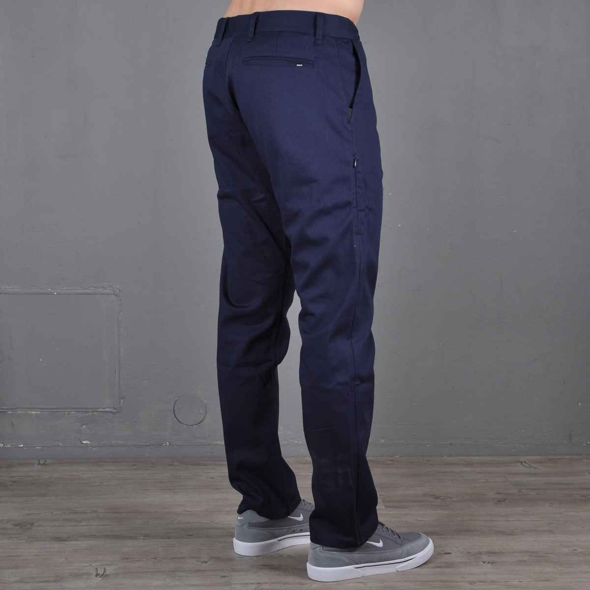 best loved a7168 c0f4a Nike SB FTM Chino pant, obsidian. 1