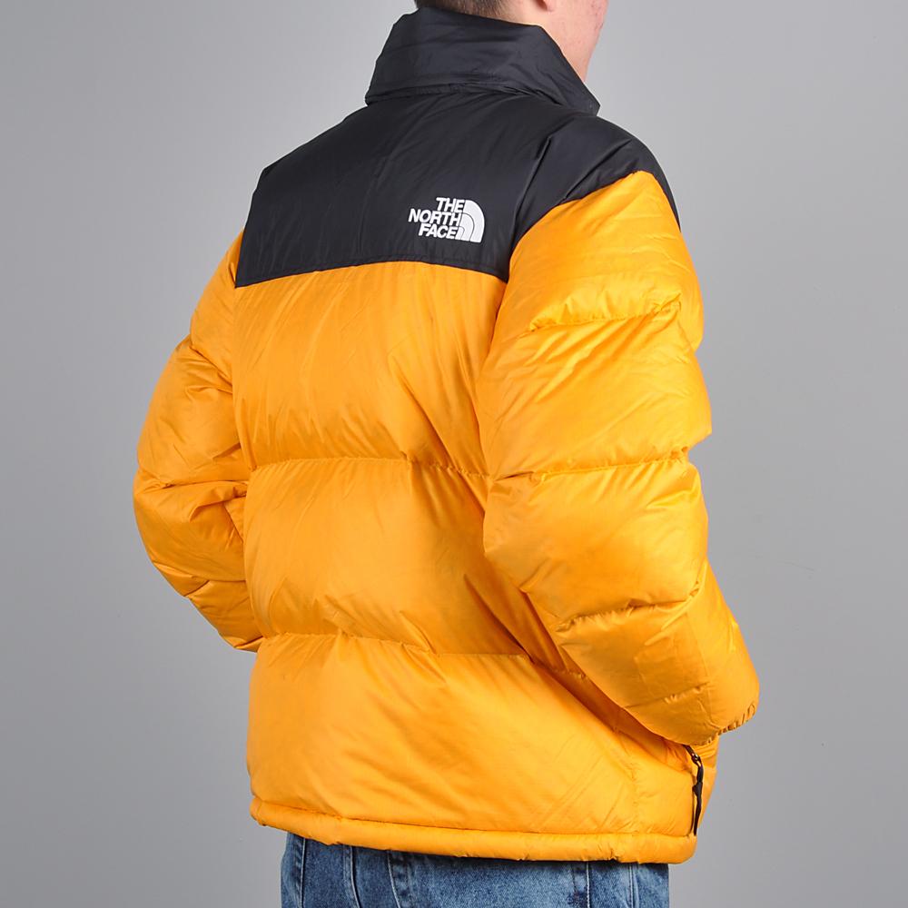 1996 Nuptse Zinnia Black The North Jacket Orange Retro Face SEwIqFvT 75c668cd85
