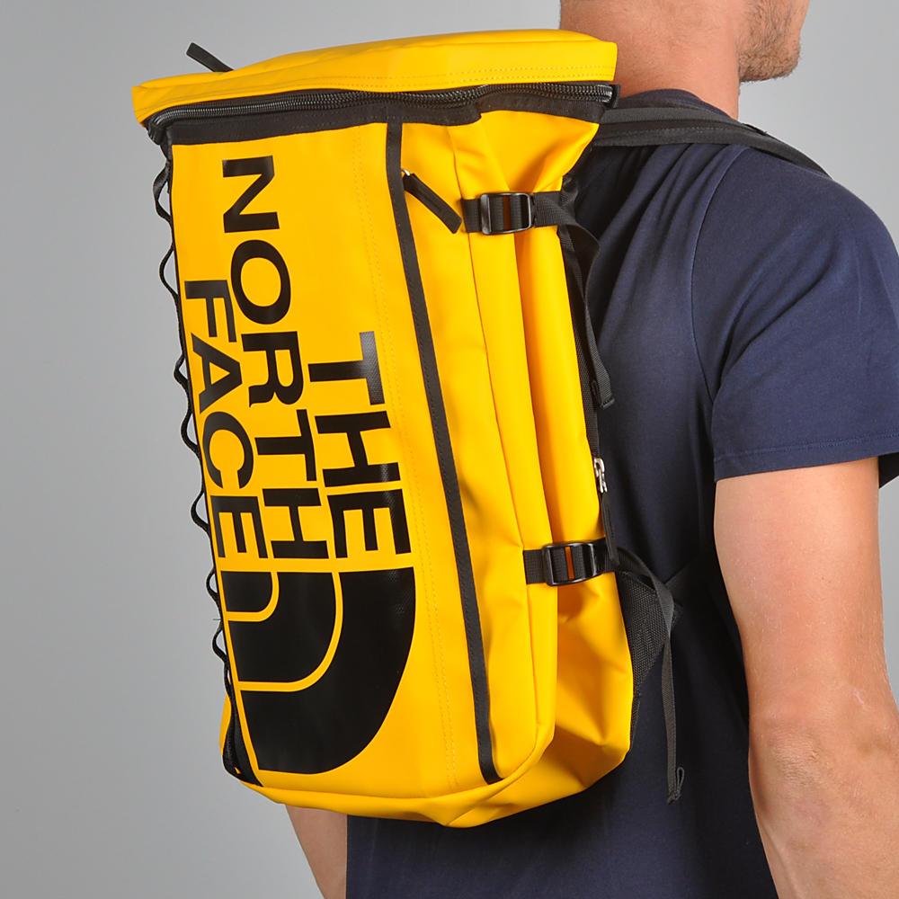 the north face base camp fuse box, yellow  1