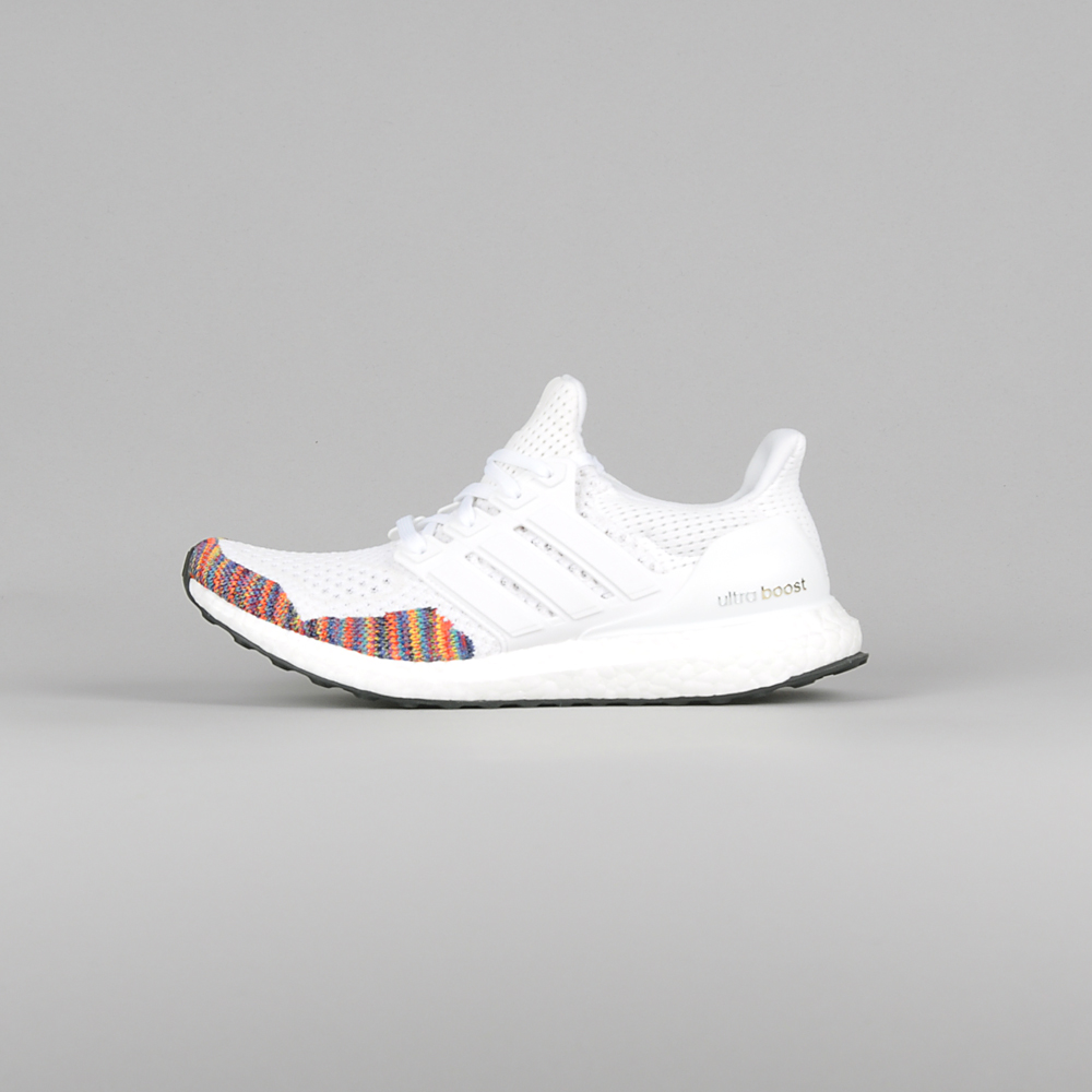 release info on superior quality arriving adidas Ultra Boost LTD, white / white / black